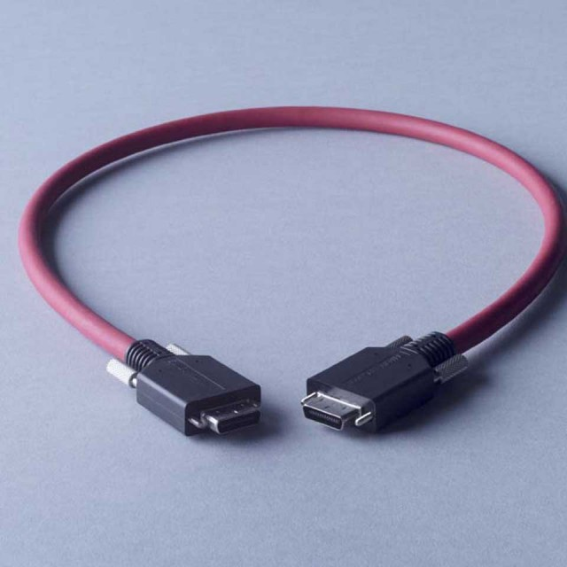 NAKED BY ACOUSTIC REVIVE/NAKED DIGI CABLE MINI(Mini-Mini) 48cm【在庫あり】