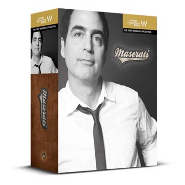 Waves/Tony Maserati Signature Series【数量限定キャンペーン】【オンライン納品】【在庫あり】【201703R1】