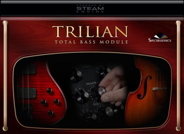 Spectrasonics/Trilian USBインストーラー版【数量限定特価!】【在庫あり】【201703R1】