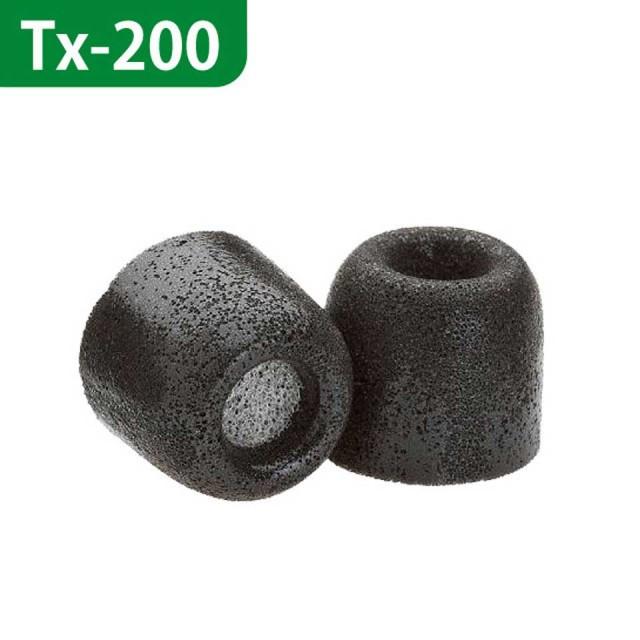 Comply/Tx-200 BLACK Sサイズ 3ペア