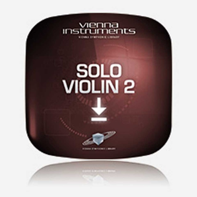 Vienna Symphonic Library/VIENNA SOLO VIOLIN 2【在庫あり】【数量限定キャンペーン】