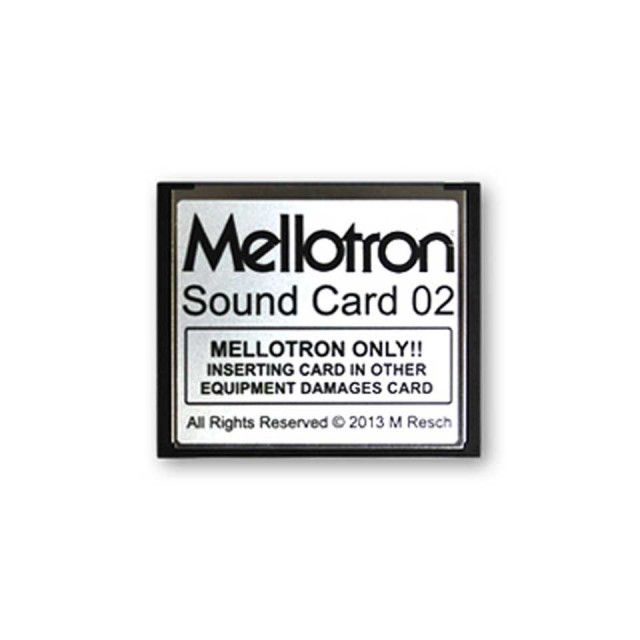 Mellotron/Sound Card 02