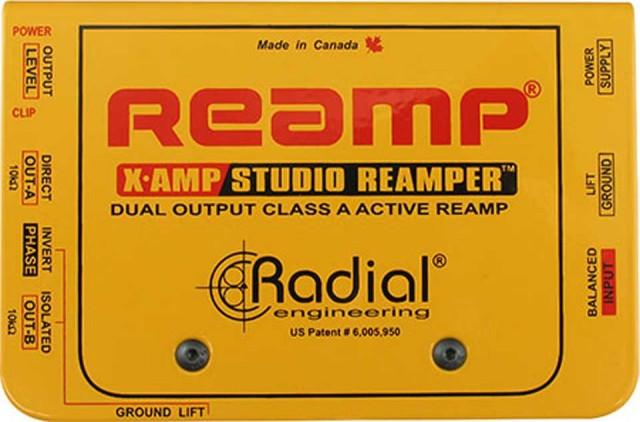 RADIAL/X-AMP【在庫あり】【201703R2】