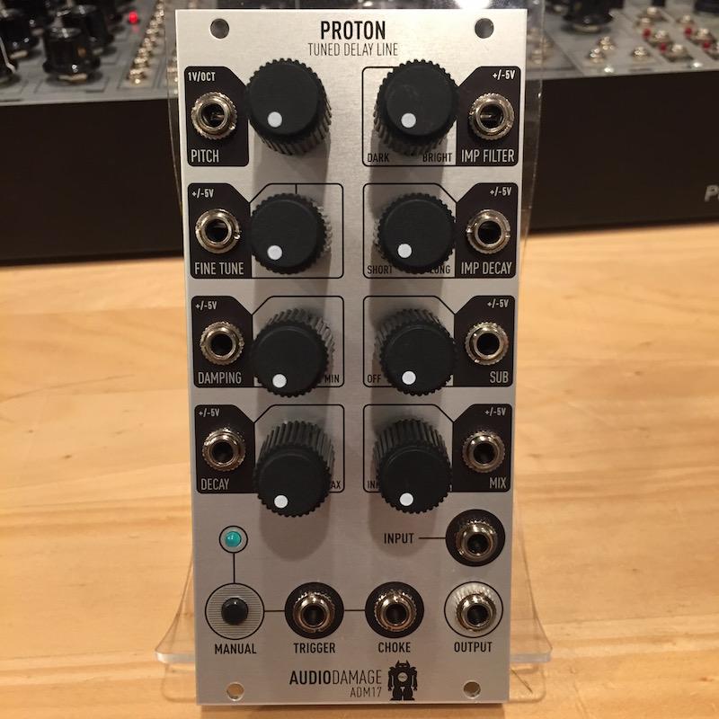 AUDIO DAMAGE | Proton Tuned Delay Line ADM17