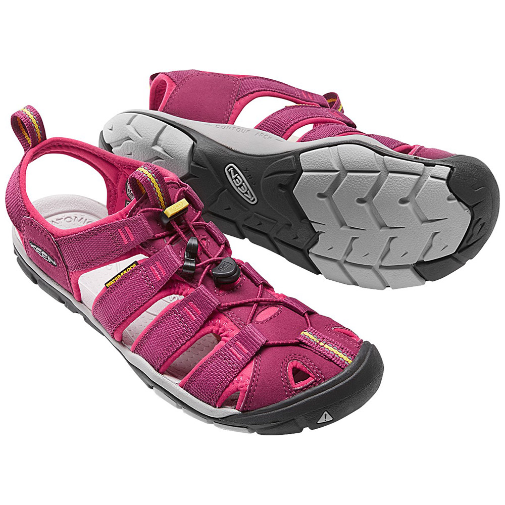 KEEN (キーン)CLEARWATER CNX women ANEMONE/ACACIA 1016297