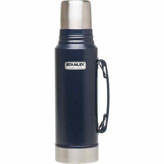 STANLEY(スタンレー) クラシック真空ボトル 1L ネイビー 01254-050