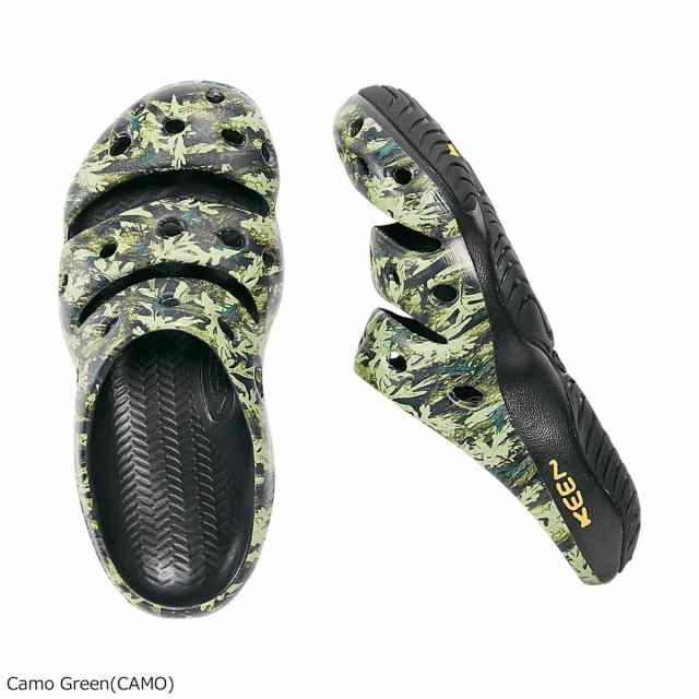 KEEN(キーン) YOGUI ARTS W's CAMO GREEN 1003581