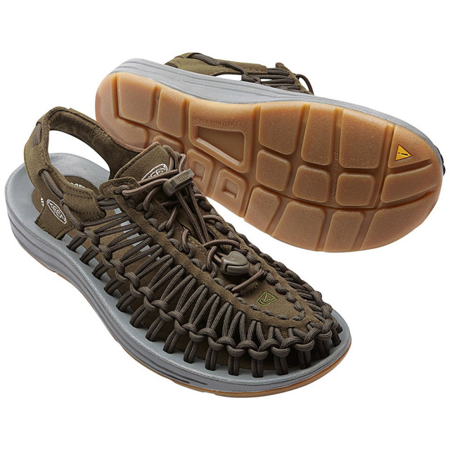 KEEN(キーン) Women's ユニーク DarkOlive/NeutralGray 1017043