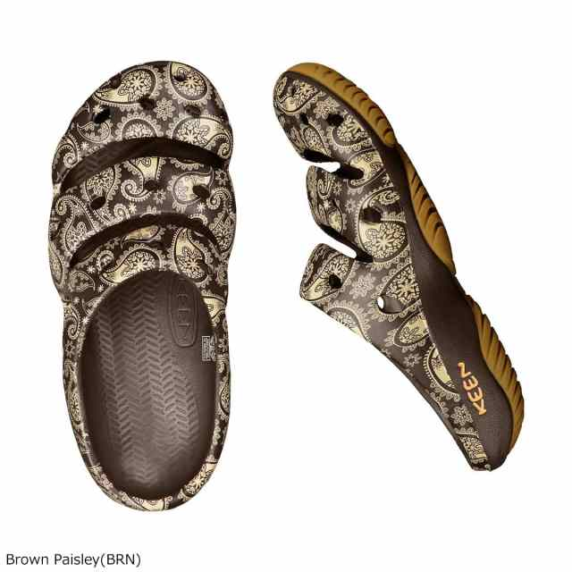 KEEN(キーン) YOGUI ARTS BROWN PAISLEY 1017082