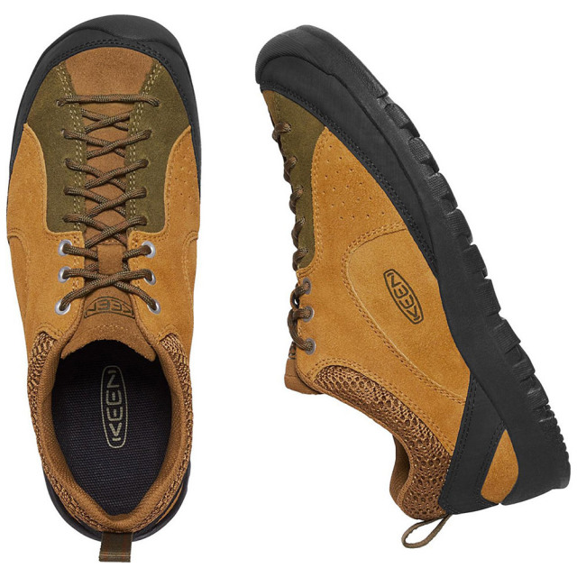 "KEEN(キーン) Jasper""ROCKS"" BuckthornBrown/DarkOlive 1017661"