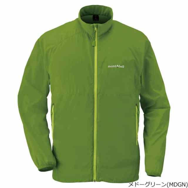 mont-bell(モンベル) ウインドブラストジャケット Men's メドーグリーン 1103240