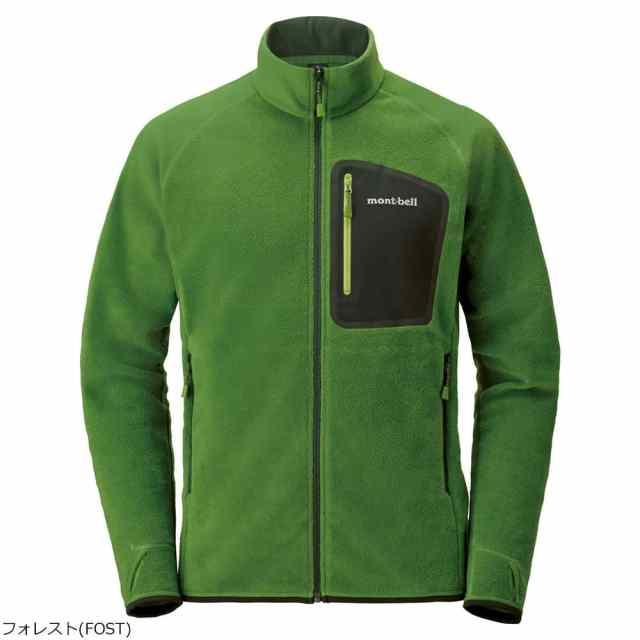 mont-bell(モンベル) クリマプラス100ジャケット Men's FOST 1106591
