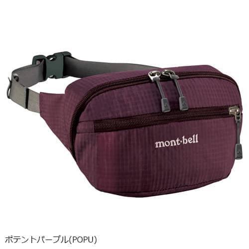 mont-bell(モンベル) デルタガセットポーチM ポテントパープル(POPU) 1123764