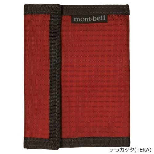 mont-bell(モンベル) ワレット テラカッタ(TERA) 1123766