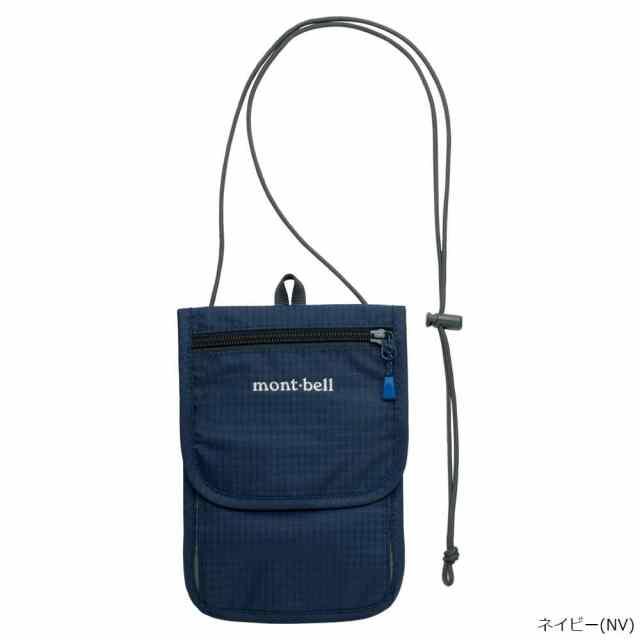 mont-bell(モンベル) トラベルワレット ネイビー 1123894