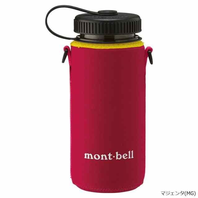 mont-bell(モンベル) クリアボトル サーモカバー 0.5L マジェンタ 1123930