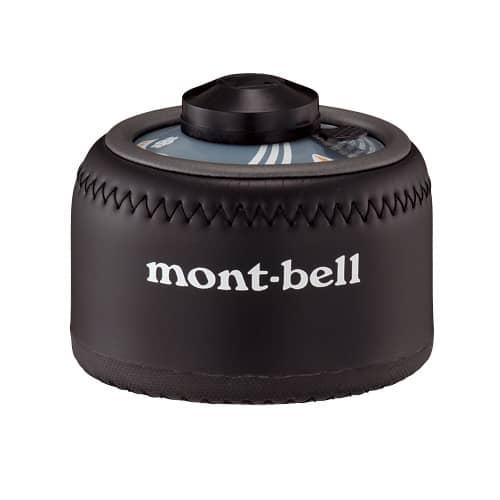 mont-bell(モンベル) カートリッジチューブプロテクター110 ブラック BK 1124317