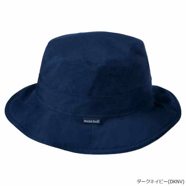 mont-bell(モンベル) GORE-TEX メドーハット Men's ダークネイビー 1128510