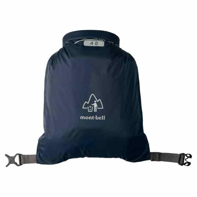 mont-bell(モンベル) O.D.ガベッジ バッグ4L ブルーブラック 1150107