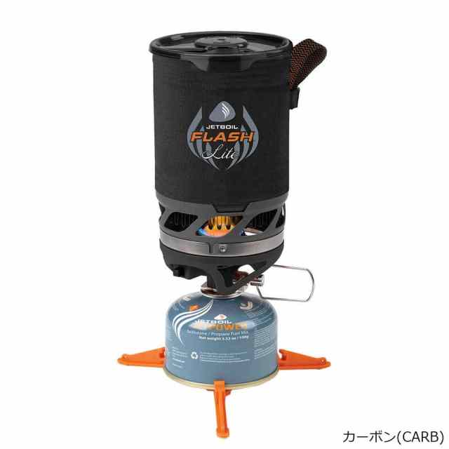 JETBOIL(ジェットボイル) JB.フラッシュ ライト CARB 1824391