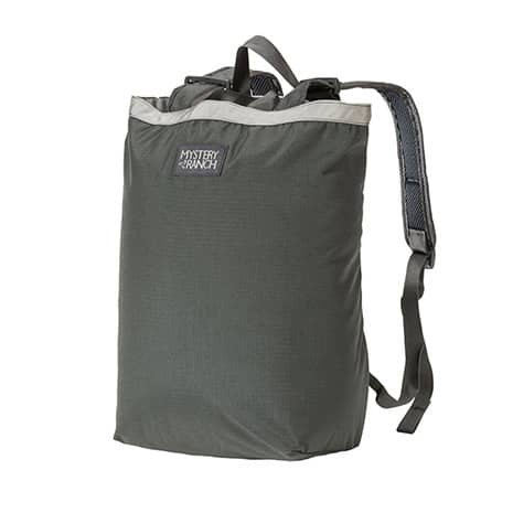 MysteryRanch(ミステリーランチ) ブーティーバッグ リップストップ Charcoal One Size 19761131013