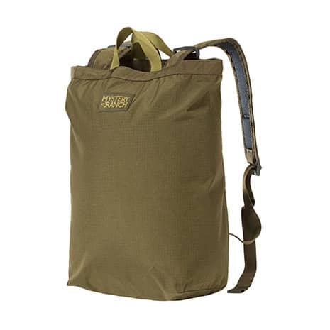 MysteryRanch(ミステリーランチ) ブーティーバッグ リップストップ Olive One Size 19761131068
