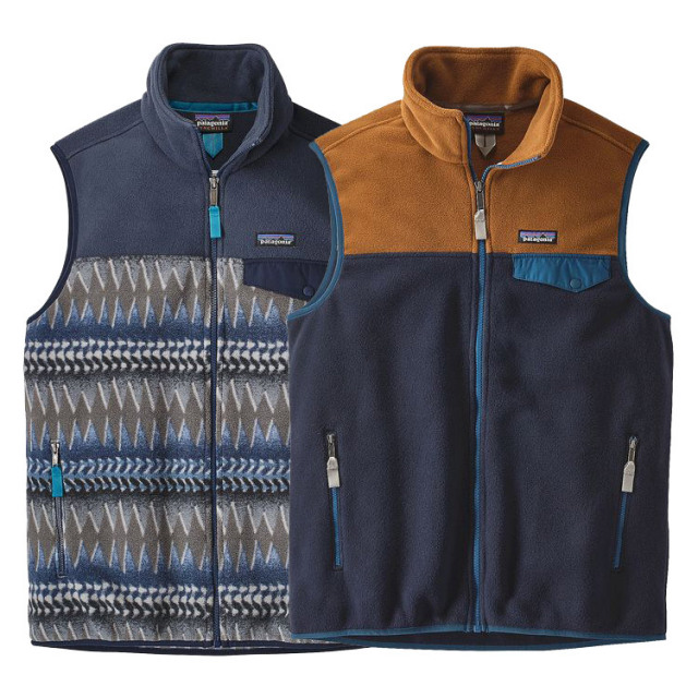 patagonia(パタゴニア) M's LW Synch Snap-T Vest NVBB 25500