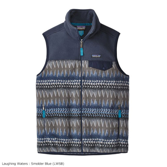patagonia(パタゴニア) M's LW Synch Snap-T Vest LWSB 25500