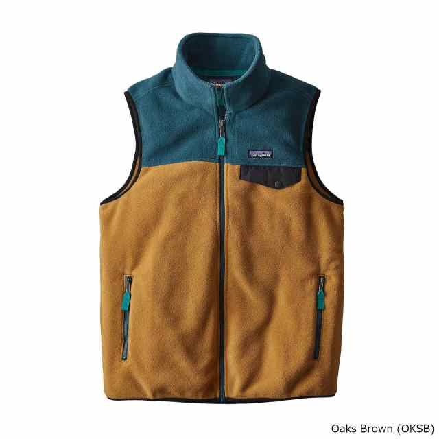 patagonia(パタゴニア) M's LW Synch Snap-T Vest OKSB 25500
