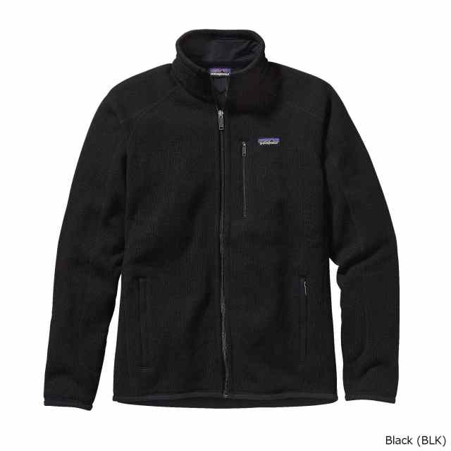 patagonia(パタゴニア) M's Better Sweater Jkt BLK 25527