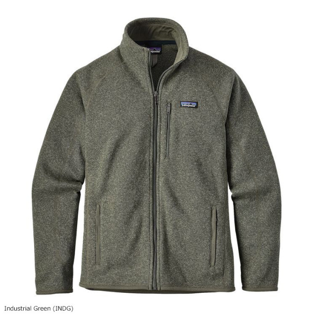 patagonia(パタゴニア) M's Better Sweater Jkt INDG 25527