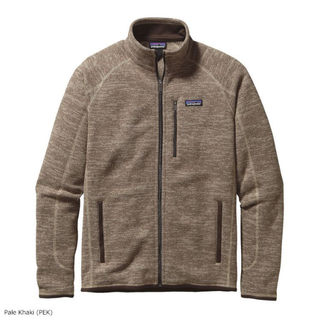 patagonia(パタゴニア) M's Better Sweater Jkt PEK 25527