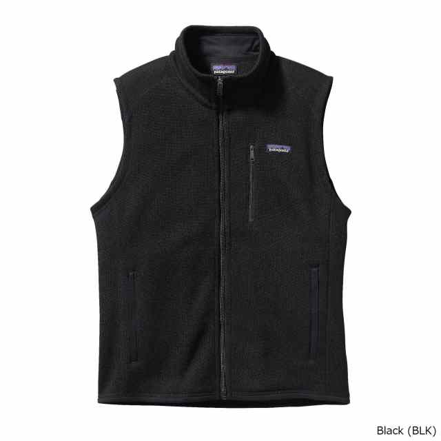 patagonia(パタゴニア) M's Better Sweater Vest BLK 25881