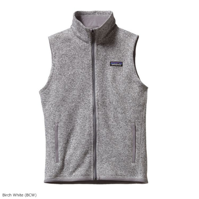 patagonia(パタゴニア) W's Better Sweater Vest BCW 25886