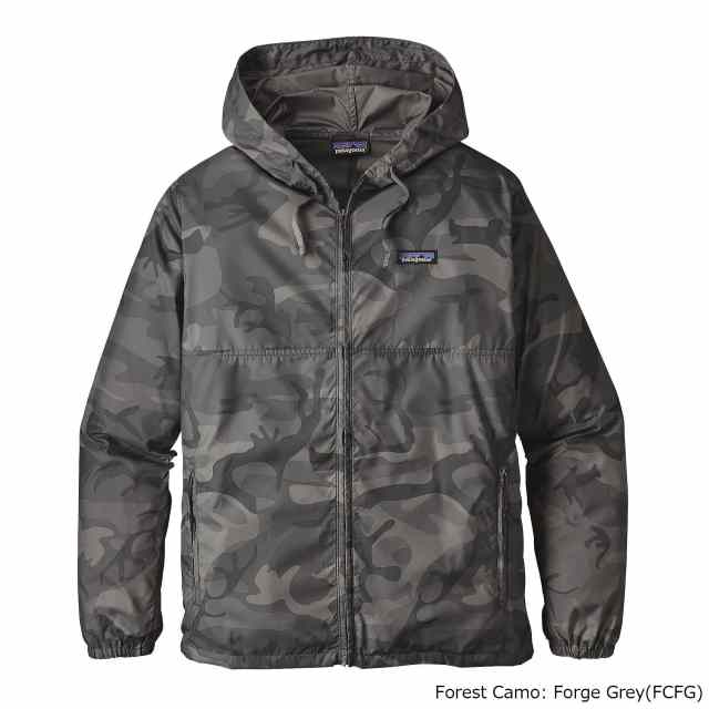 patagonia(パタゴニア) M's Light & Variable Hoody FCFG 27236