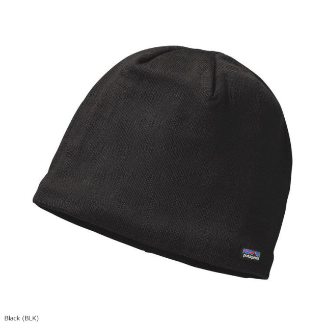 patagonia(パタゴニア) Lined Beanie BLK 28765