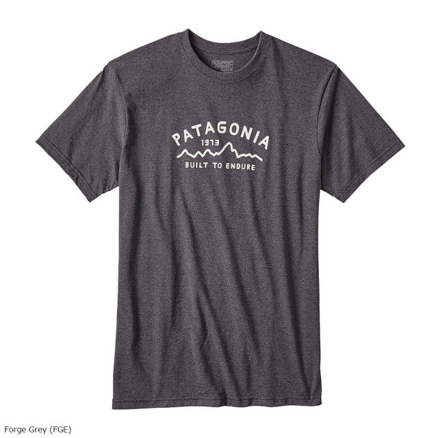 patagonia(パタゴニア) M's Arched Type'73 Cotton/Poly Responsibili-Tee FGE 39043