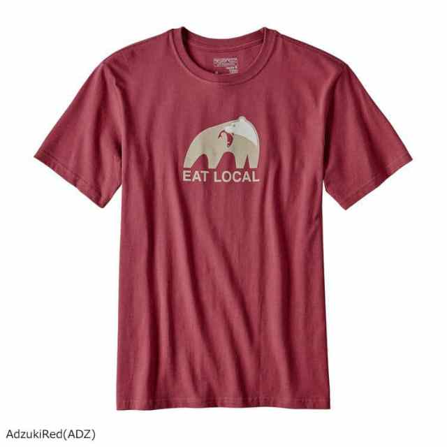patagonia(パタゴニア) メンズ・イート・ローカル・アップストリーム・コットン・Tシャツ ADZ 39062