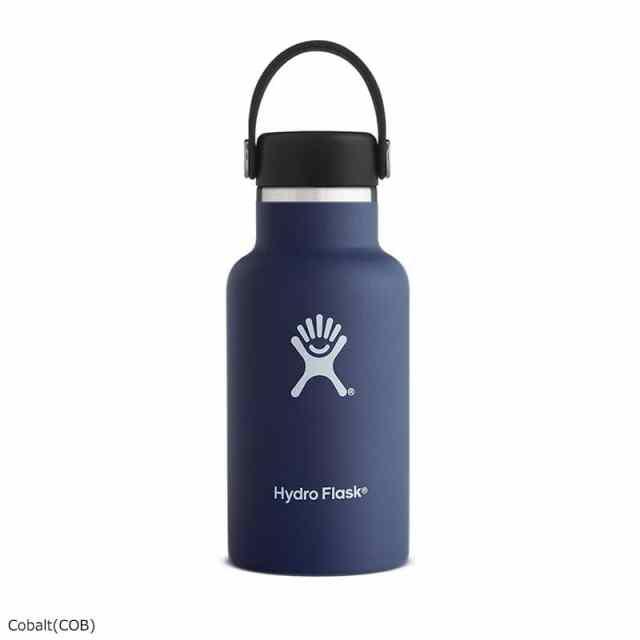 HydroFlask(ハイドロフラスク) 12oz Standard Mouth Cobalt 5089011
