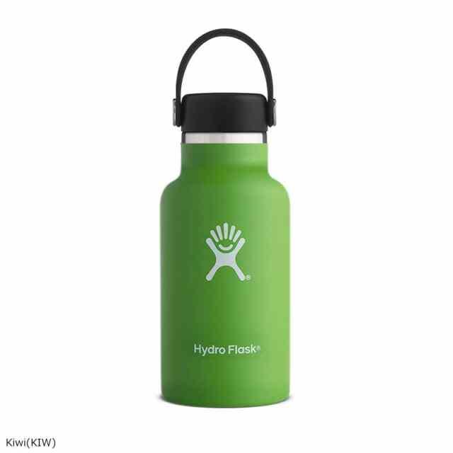 HydroFlask(ハイドロフラスク) 12oz Standard Mouth Kiwi 5089011