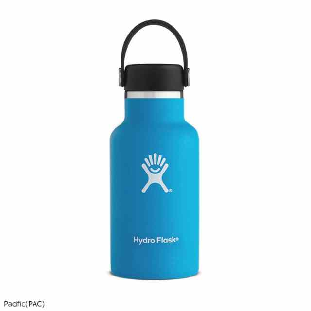 HydroFlask(ハイドロフラスク) 12oz Standard Mouth Pacific 5089011