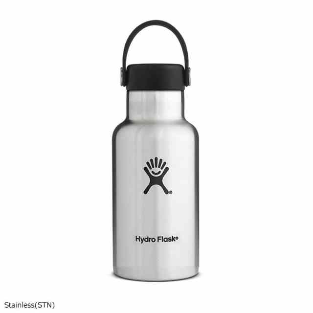 HydroFlask(ハイドロフラスク) 12oz Standard Mouth Stainless 5089011