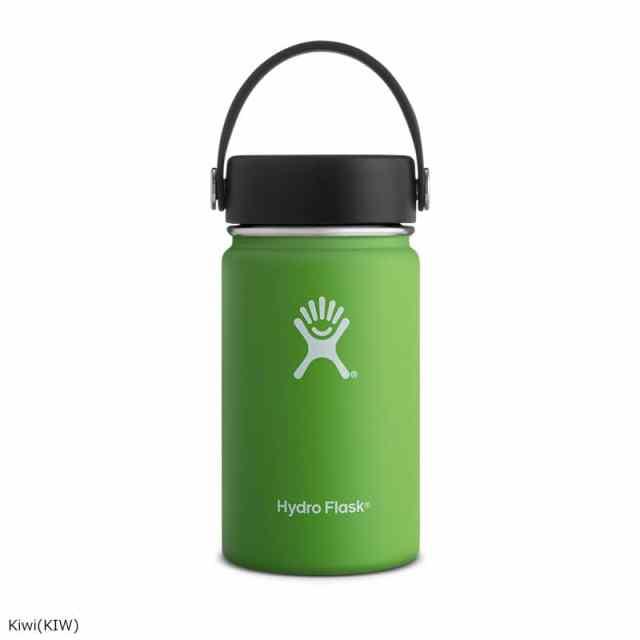HydroFlask(ハイドロフラスク) 12oz Wide Mouth Kiwi 5089031