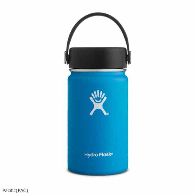 HydroFlask(ハイドロフラスク) 12oz Wide Mouth Pacific 5089031