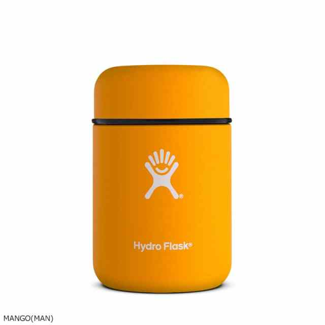 HydroFlask(ハイドロフラスク) 12oz Food Flask Mango 5089041