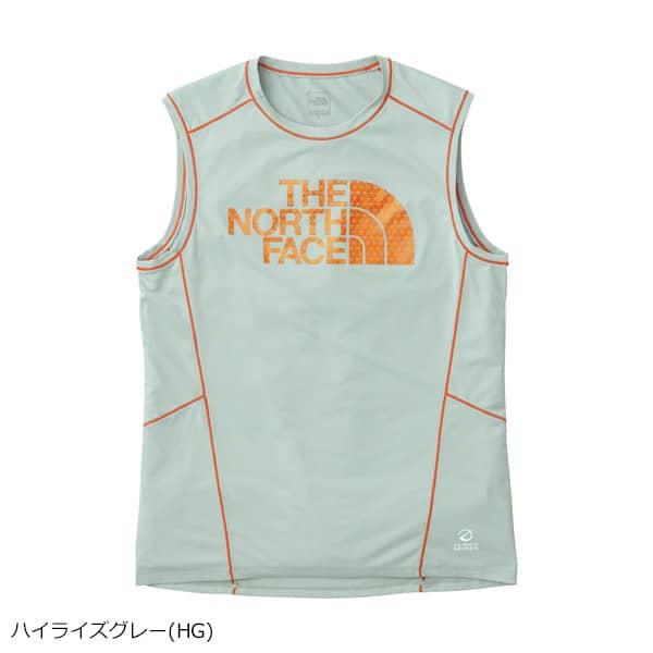 TheNorthFace(ノースフェイス) スリーブレスベターザンネイキッドクルー(メンズ) HG NT11664