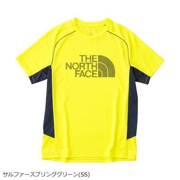 TheNorthFace(ノースフェイス) ショートスリーブGTDロゴクルー(メンズ) SS NT11797