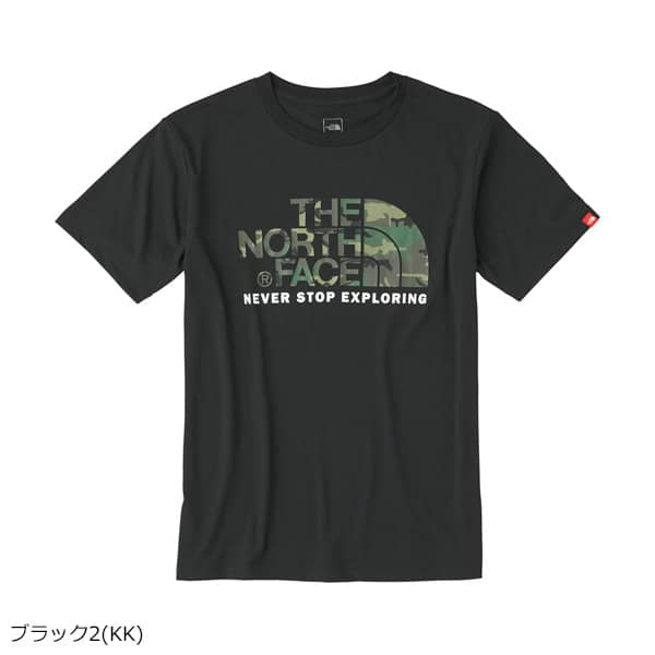 TheNorthFace(ノースフェイス) ショートスリーブカモフラージュティー(メンズ) KK NT31622