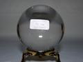 天然本水晶丸玉 73.5ミリ