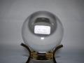 天然本水晶丸玉 81.0ミリ